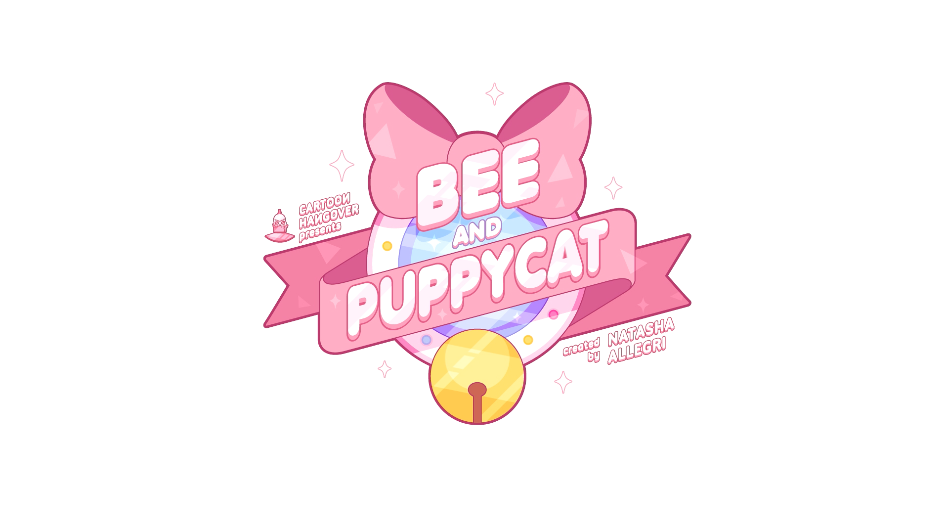 <em>Bee and Puppycat</em> Title