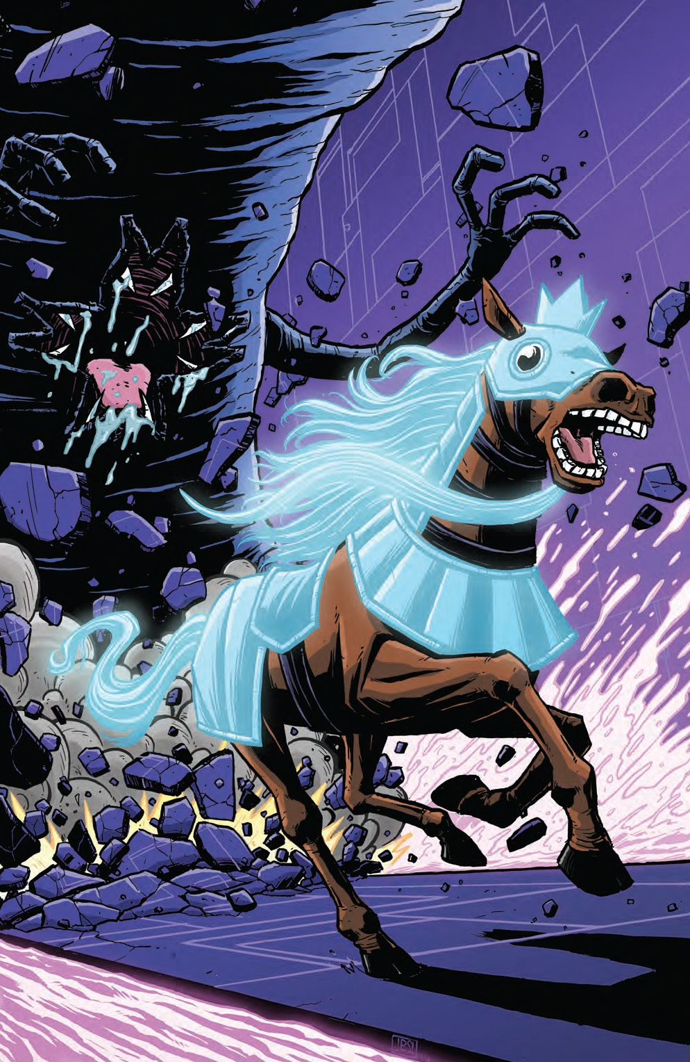 Bravest warriors big boobs nude Preview Bravest Warriors 2014 Giant Paralyzed Horse Comic The Mary Sue