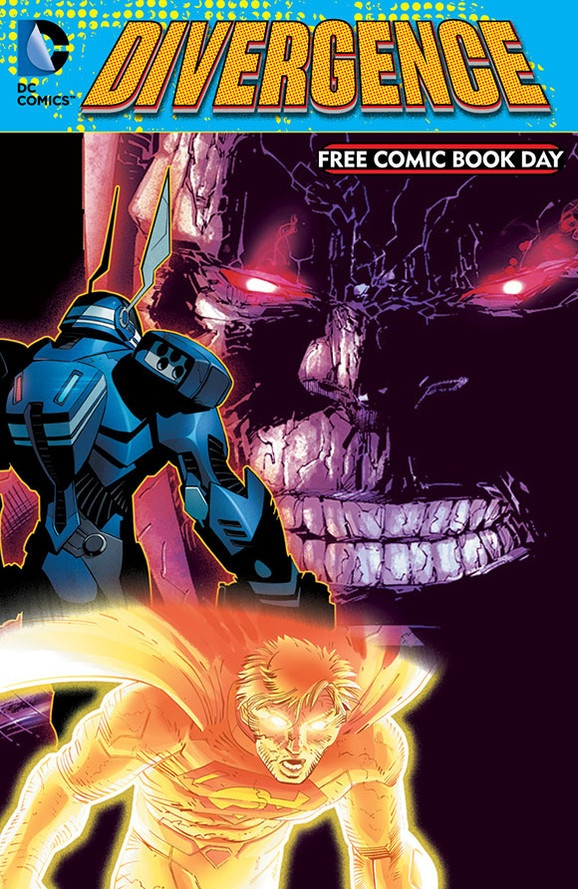 Free Comic Book Day - Divergence