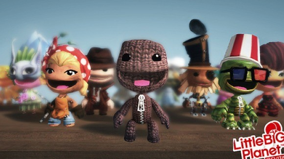 LittleBigPlanet 3 (most likely)