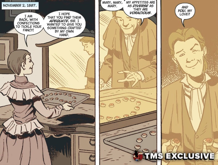 <em>Fables: The Wolf Among Us</em> Chapter 23