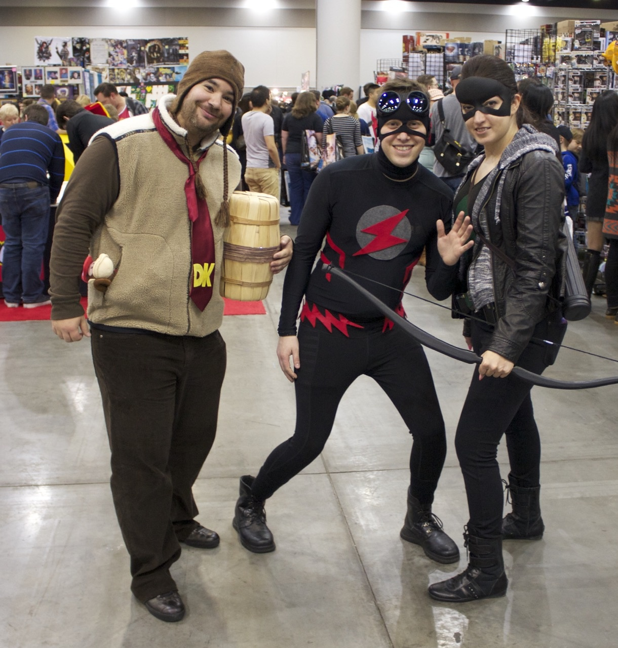 Fan Expo Vancouver 2015