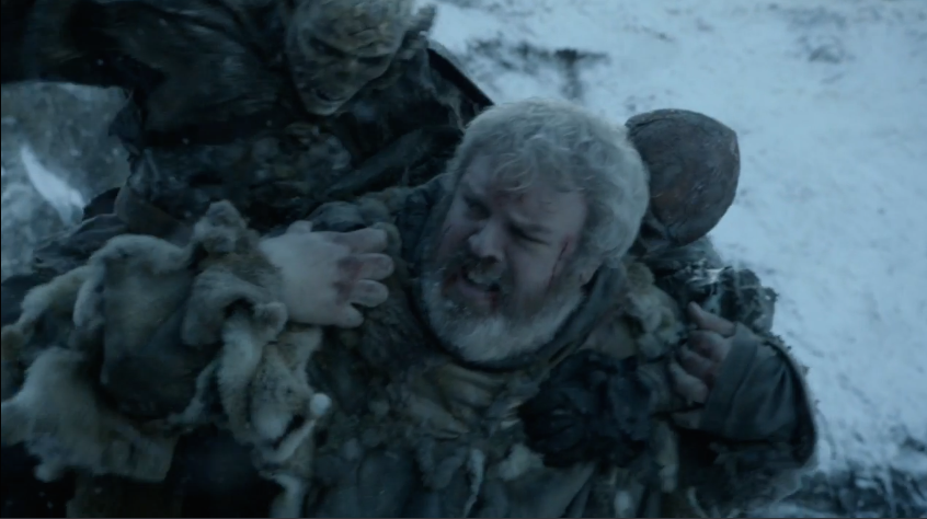 Everybody stop being mean to Hodor!