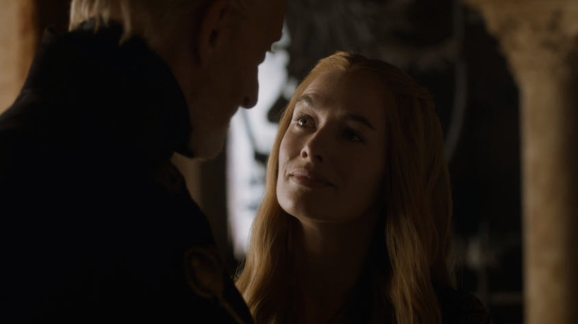 Game, set, and match to Cersei