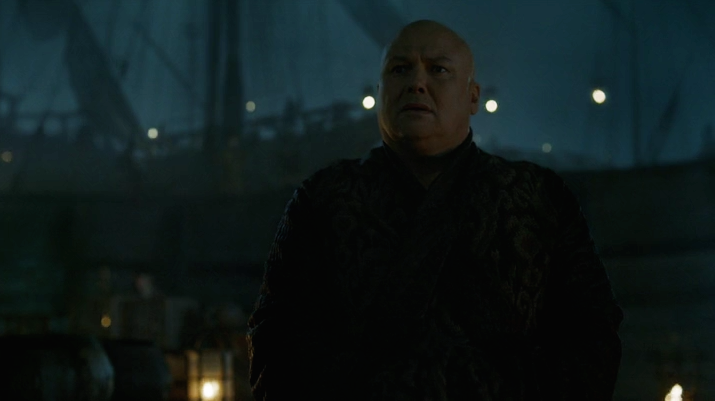 Even Varys thinks King's Landing is  to messed up to deal with