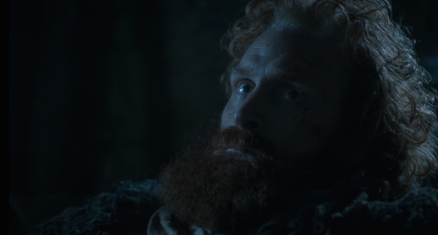 'I know Ygritte loved you 'cause she talked about killing you all the time'