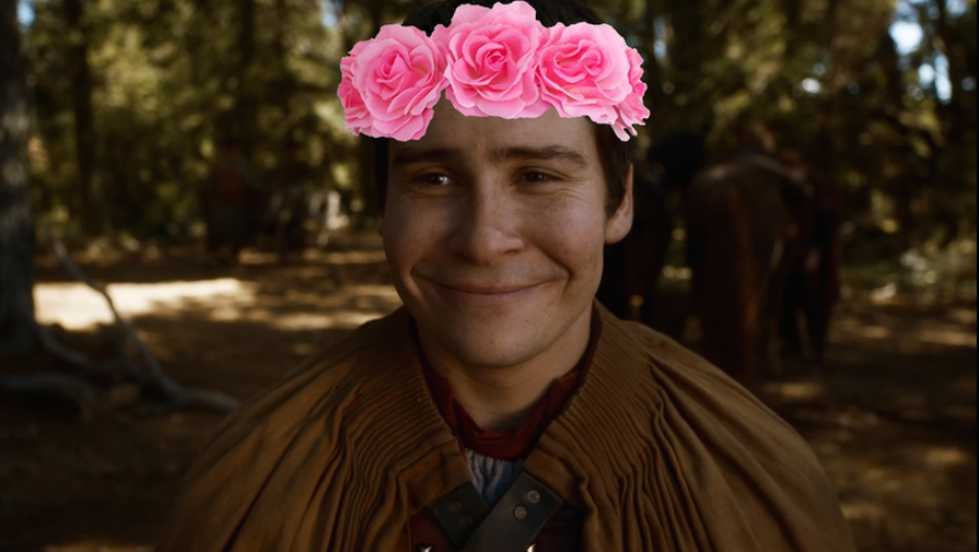 4x04, The life and general existence of Podrick Payne