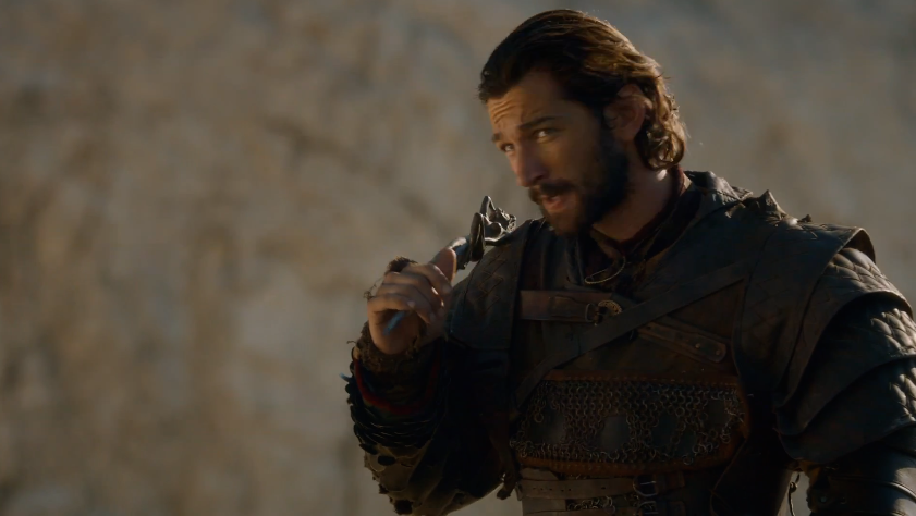 4x03, We didn't want to like you Daario 2.0, but...