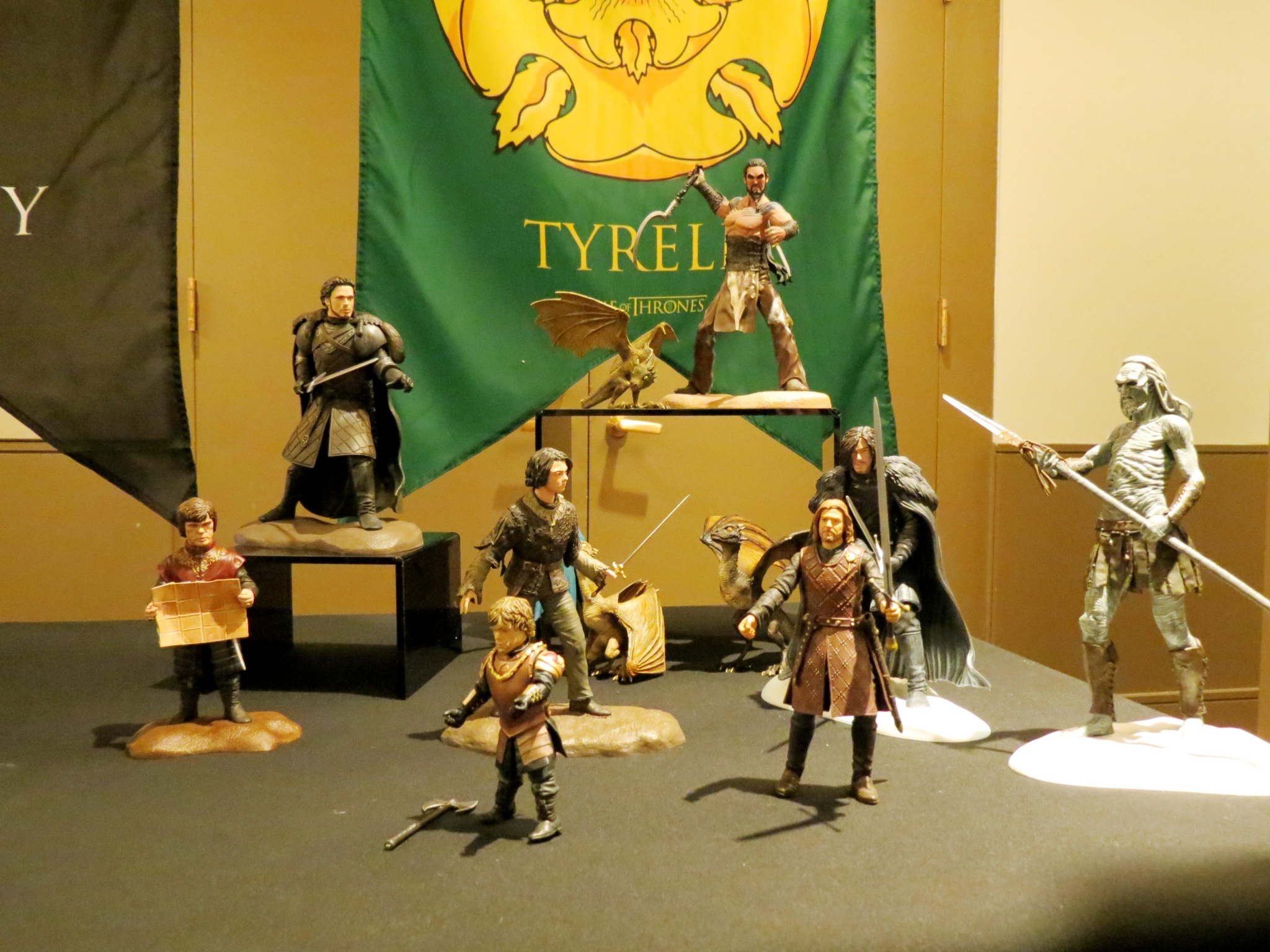 Game of Thrones Season 5 Product Showcase