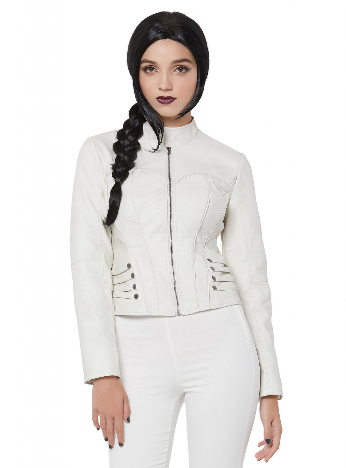 WHITE CANARY JACKET
