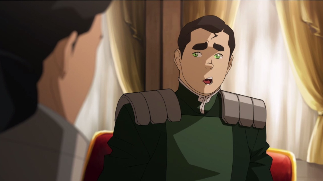 Bolin's surprised