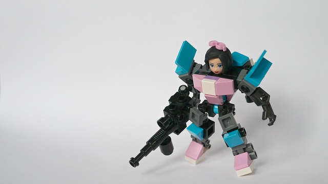 LEGO Friends Hardsuits