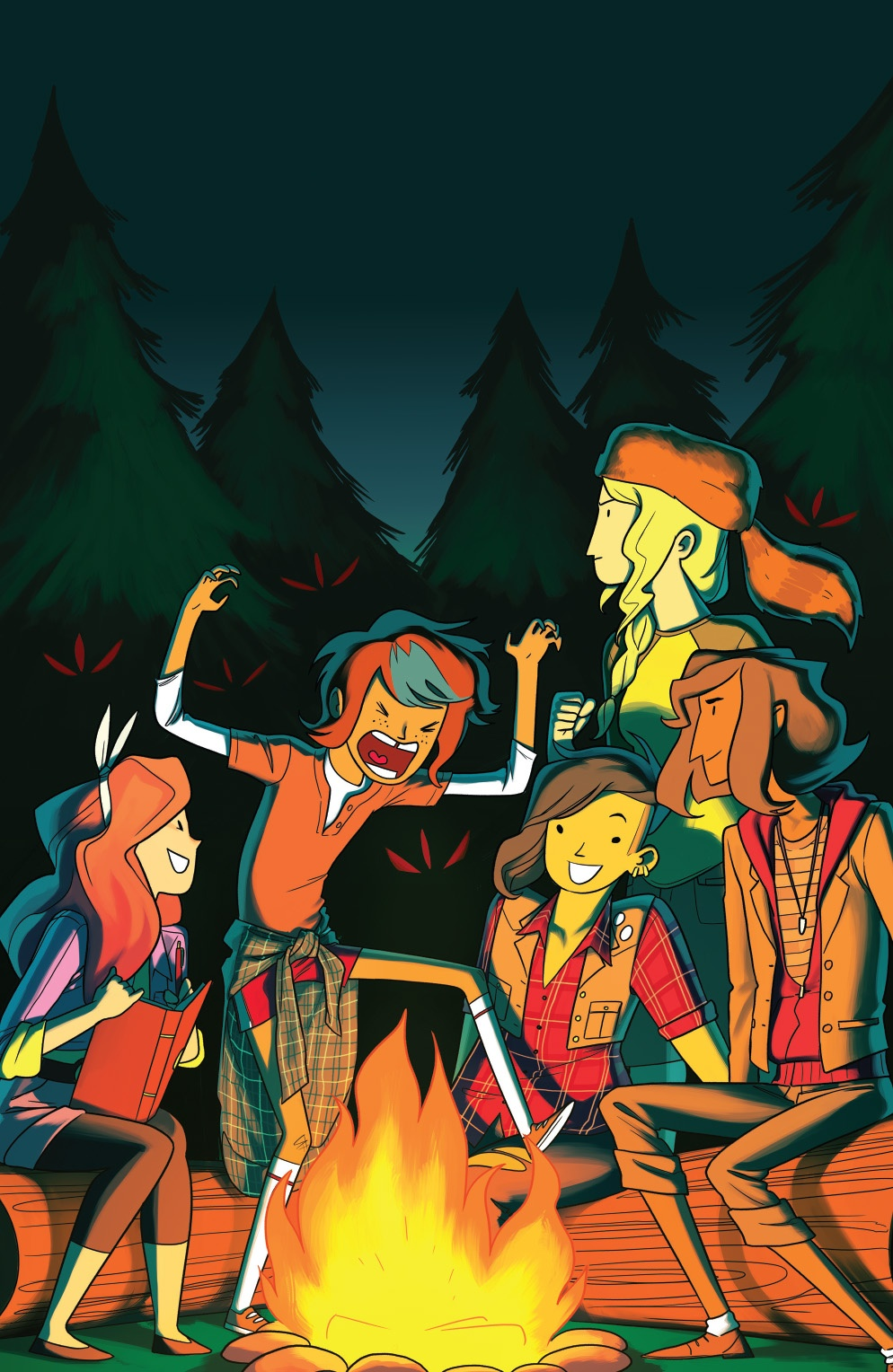 The Mary Sue Exclusive: Lumberjanes #4