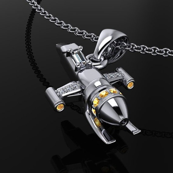 Firefly Pendent