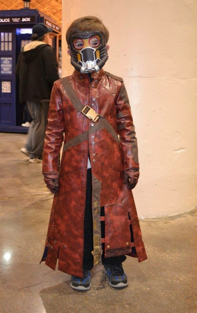 Tiny StarLord (Cos Coutour)