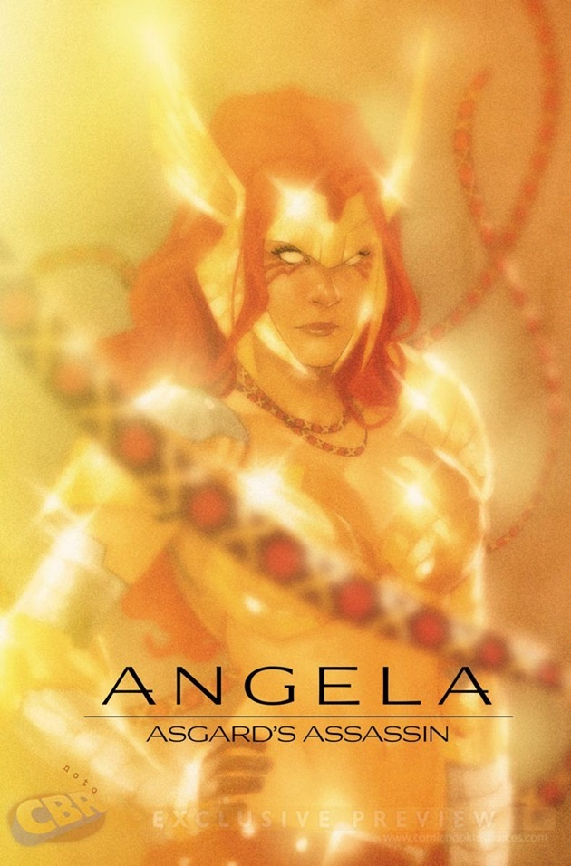 Angela: Asgardian Assassin