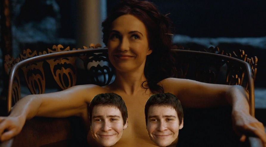 Game of <del>Thrones</del> <del>Boobs</del> Pods
