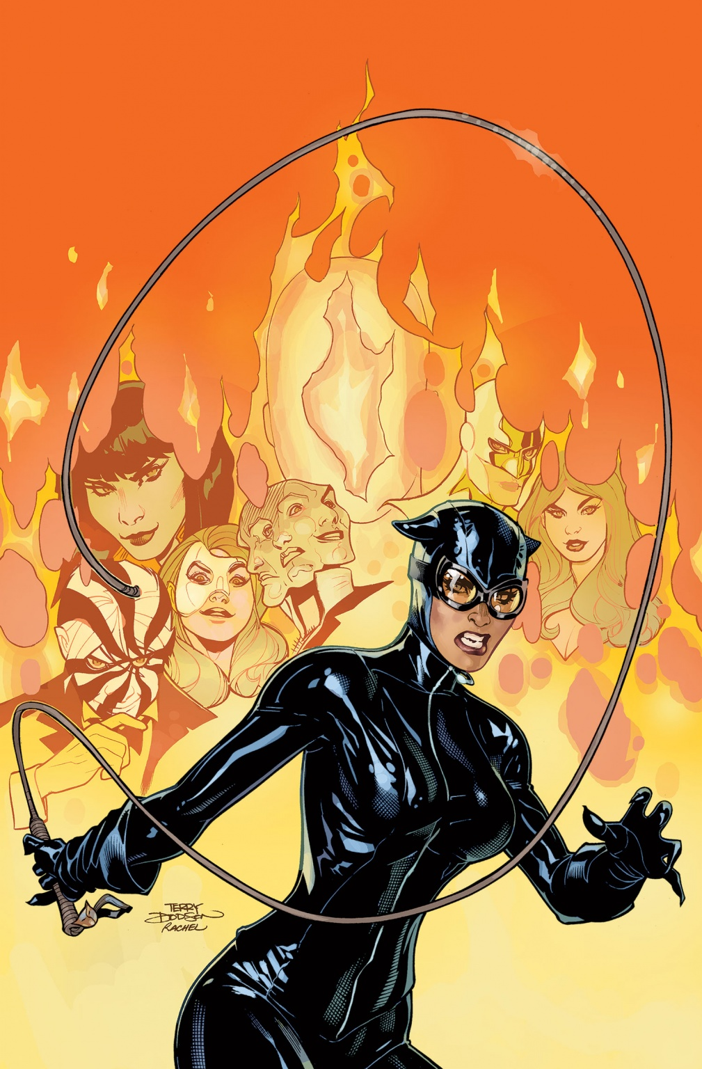 Catwoman Vol. 5: Race of Theives