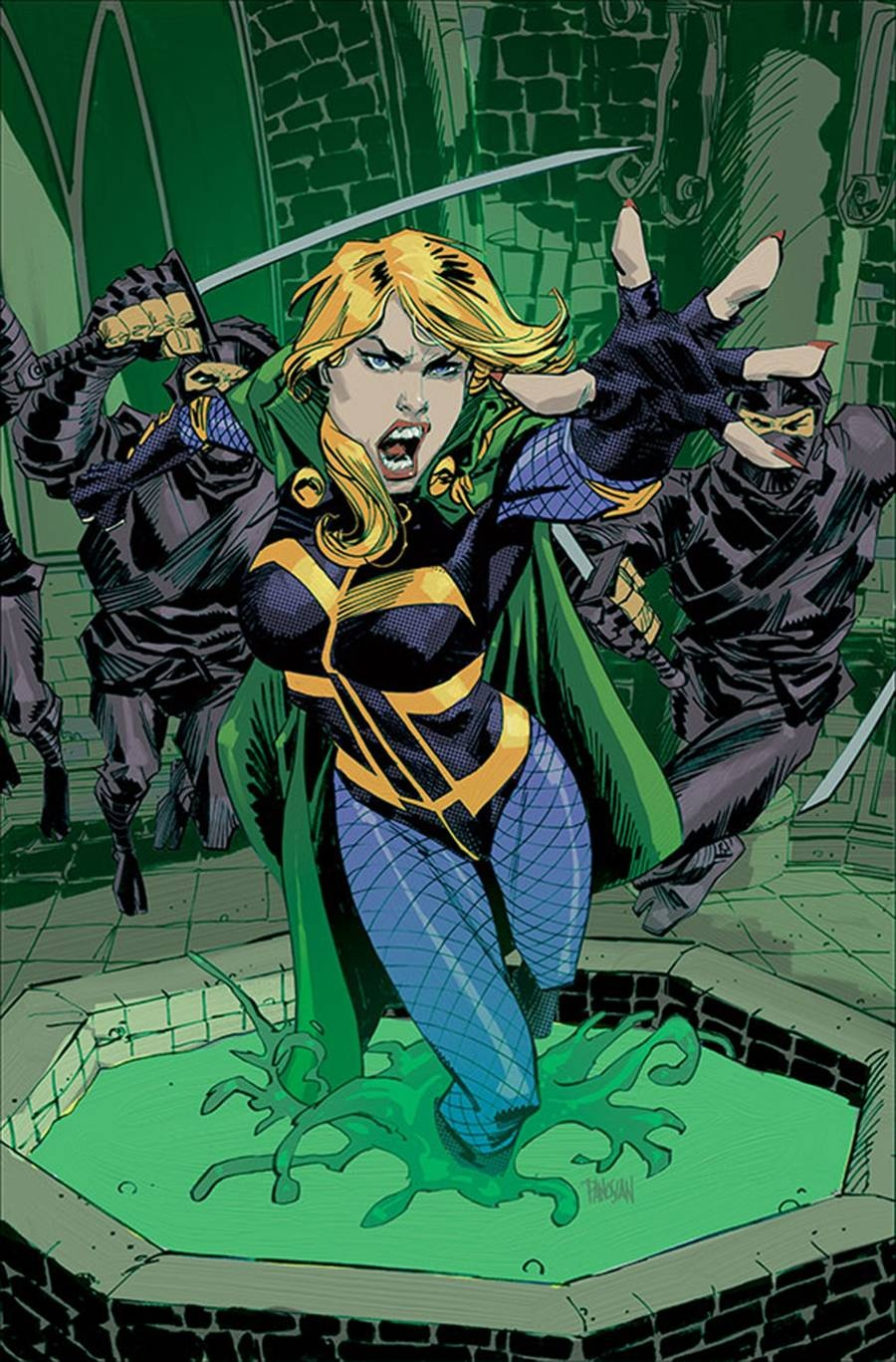 Birds of Prey: Future's End (One-Shot)