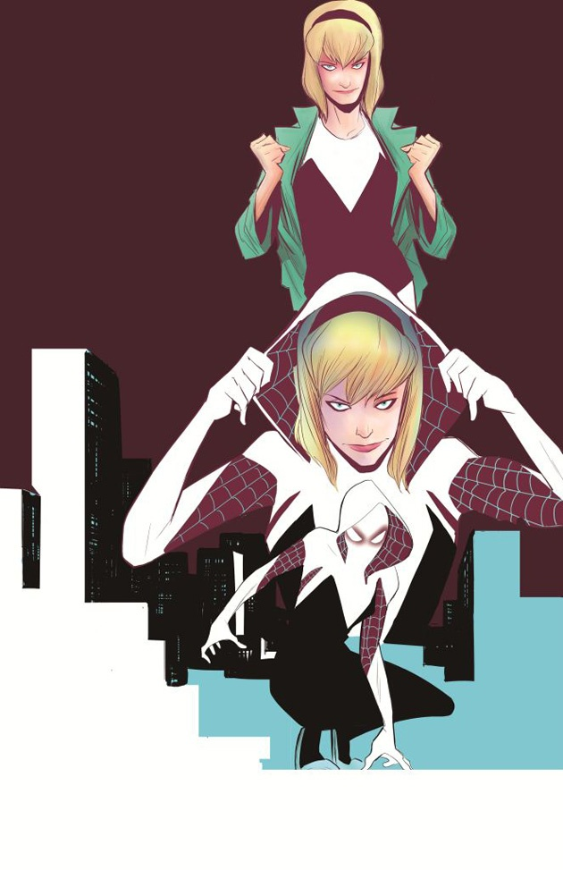 Edge of Spider-verse #2 (of 5)