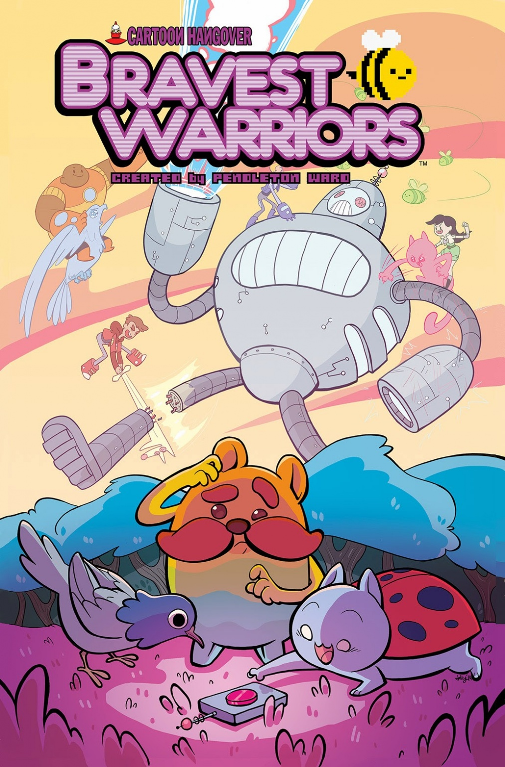 <em>Bravest Warriors</em> #24