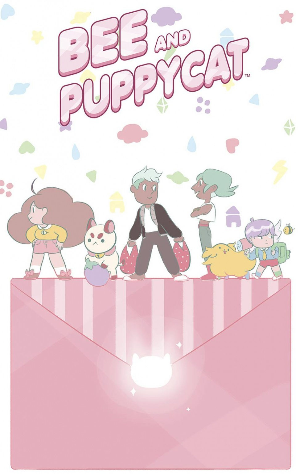 <em>Bee and PuppyCat</em> #4