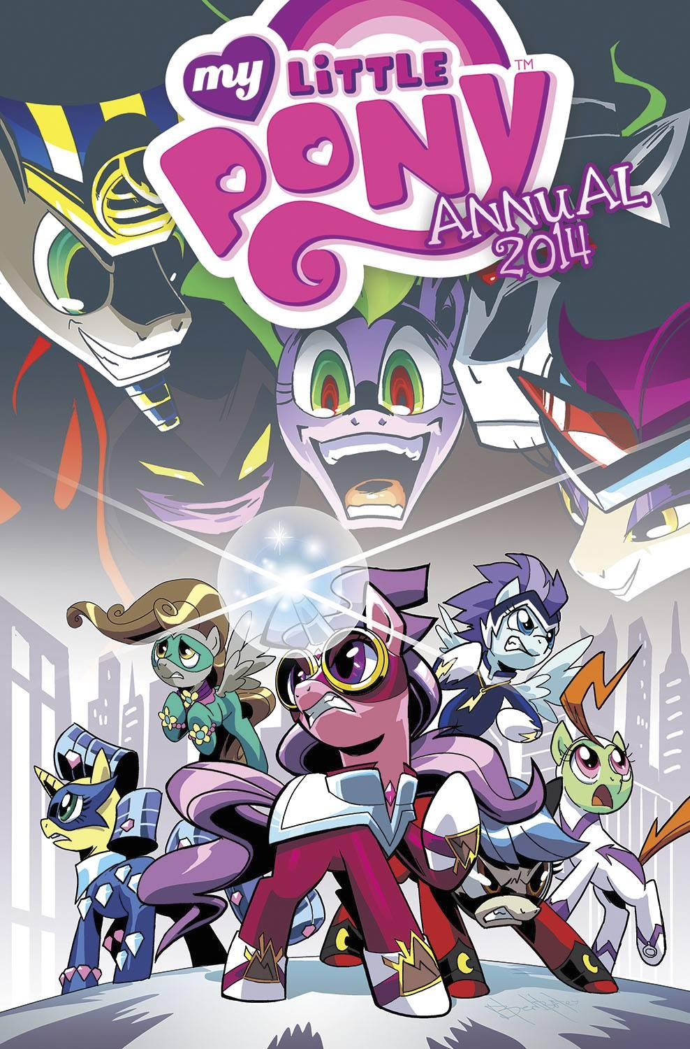 <em>My Little Pony</em> 2014 Annual #2
