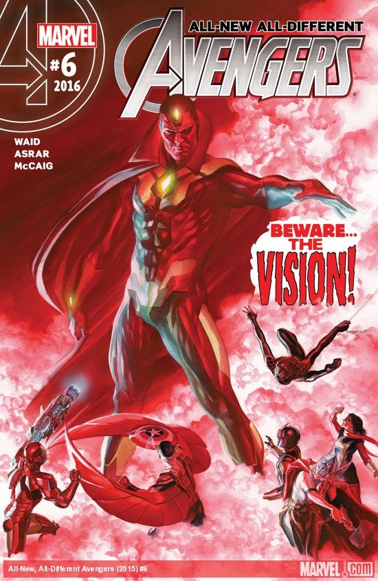 <em><strong>All-New All-Different Avengers</strong></em>#6<br>