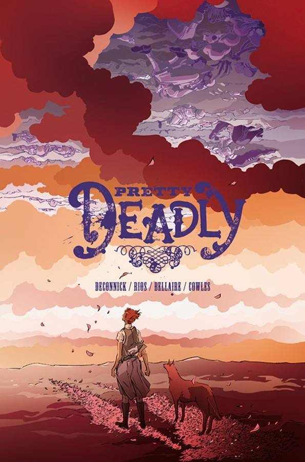 <em><b>Pretty Deadly #8</em></b><br>