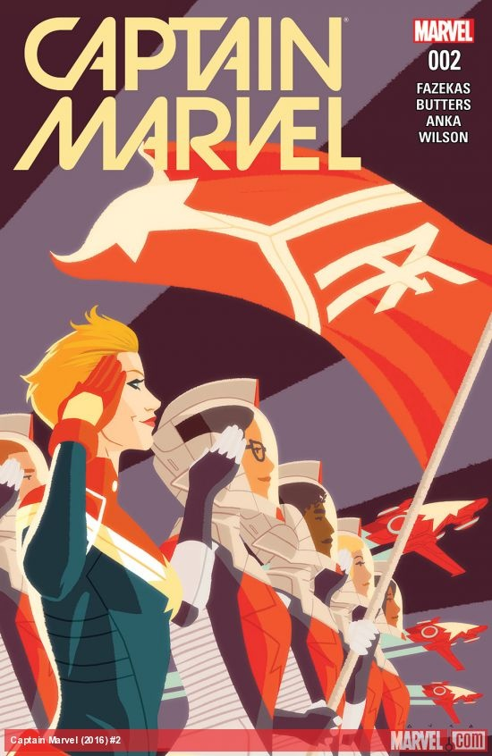 <em><b>Captain Marvel #2</em></b><br>