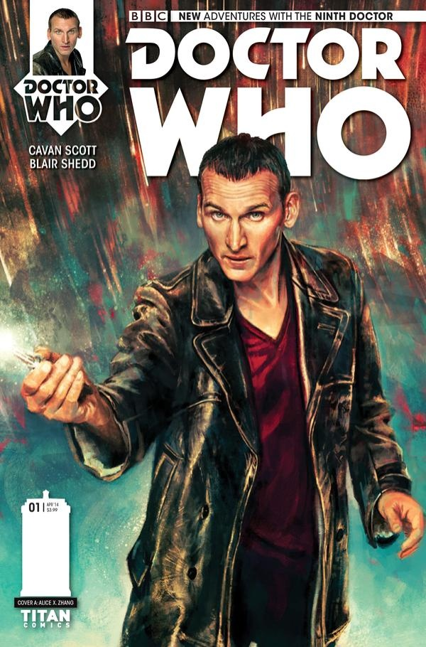 Doctor Who: 9th Doctor #1 - Titan