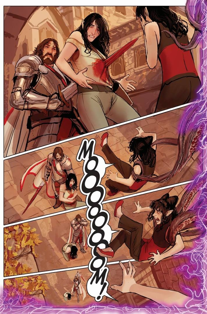 <em>Rat Queens</em> Issue #9 Preview