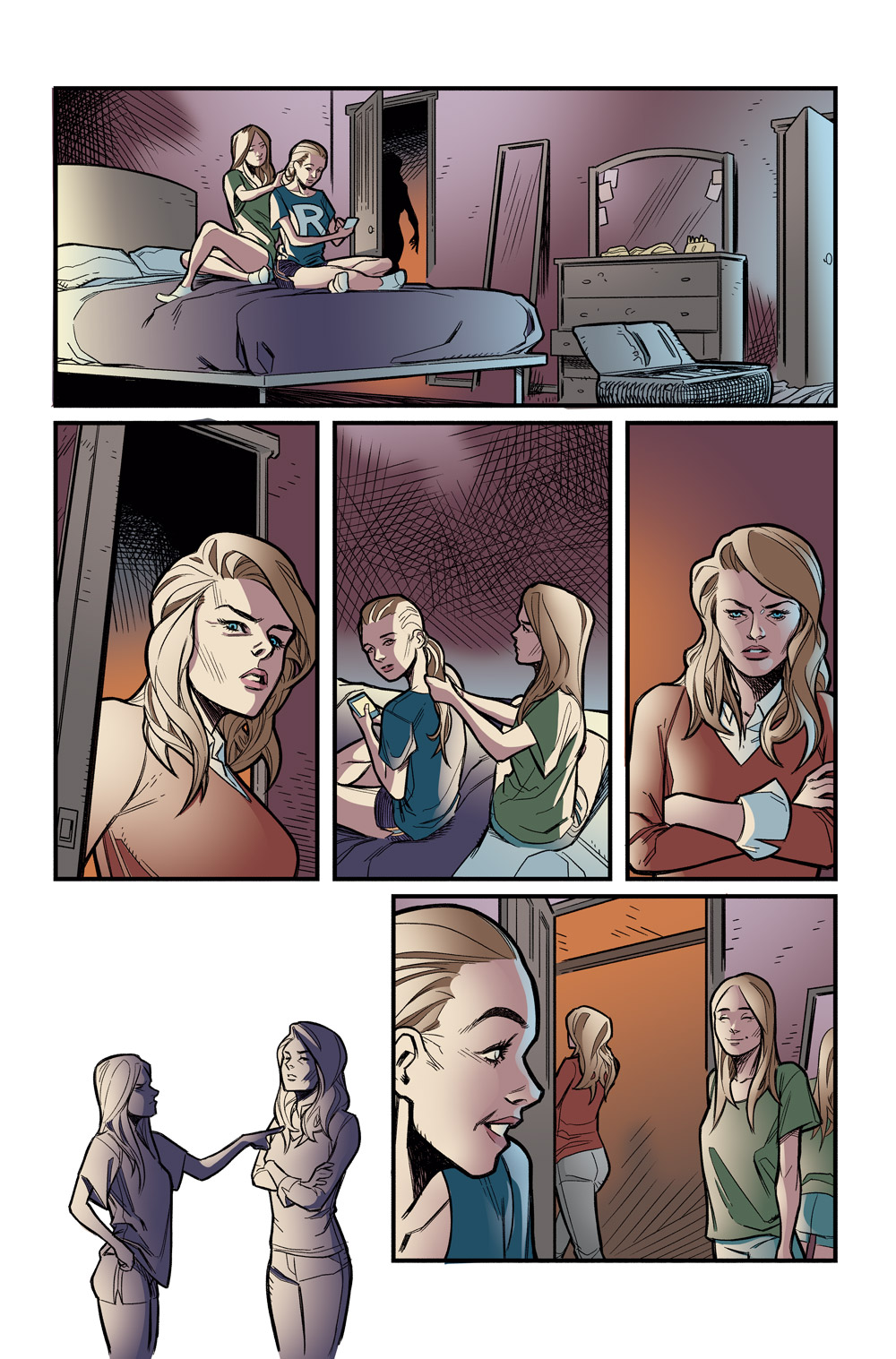 Riverdale One-Shot Preview 2 (Betty)