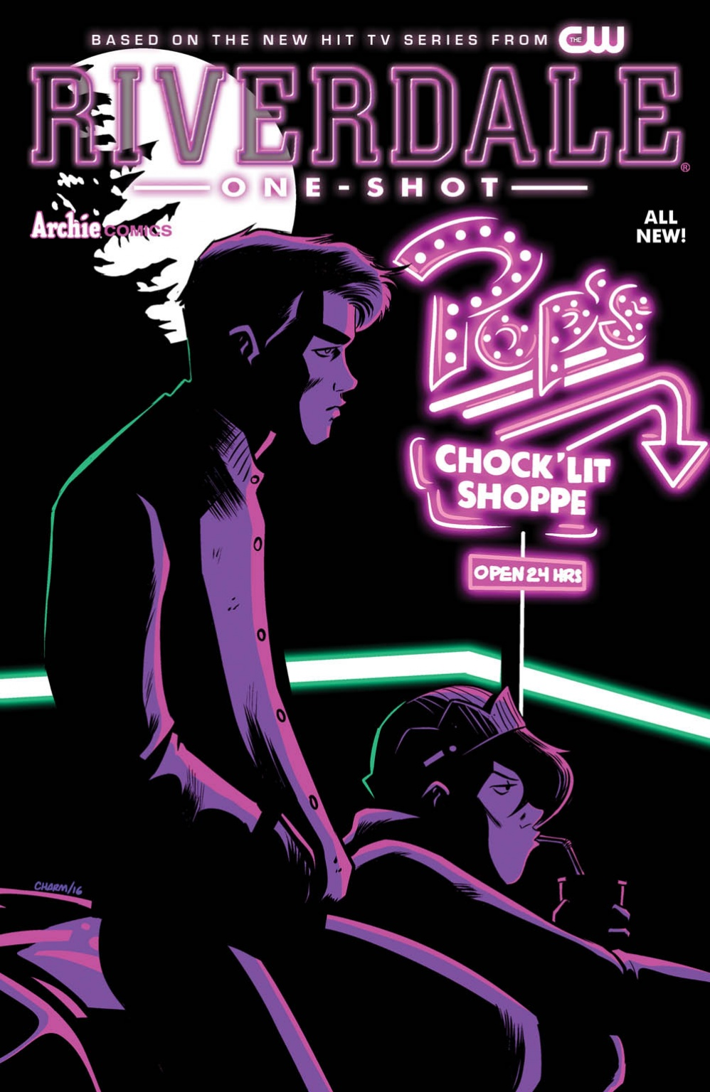 Riverdale One-Shot Cover 2