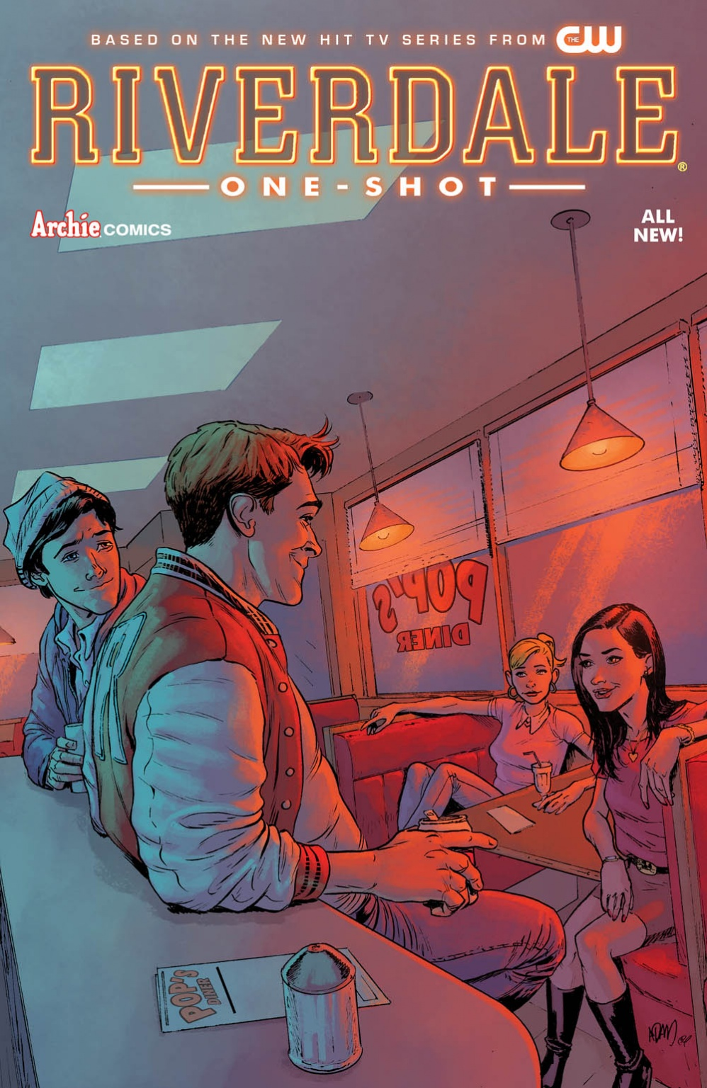 Riverdale One-Shot Cover 3