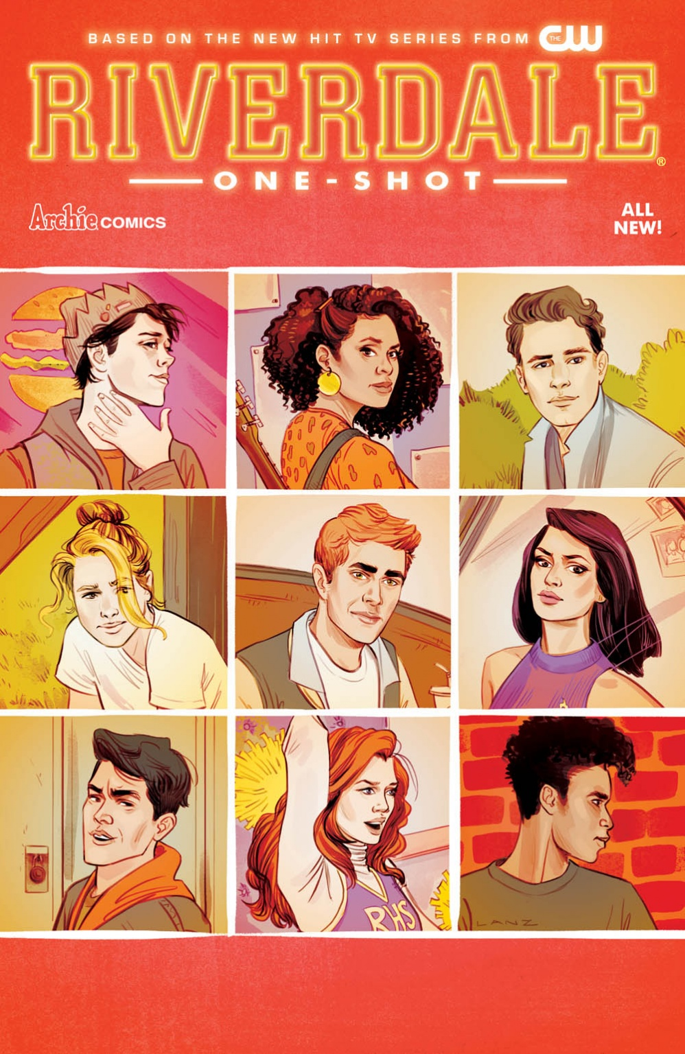 Riverdale One-Shot Cover 5