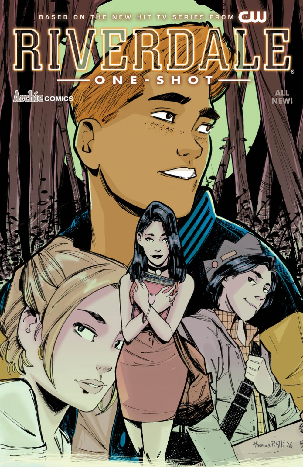 Riverdale One-Shot Cover 8