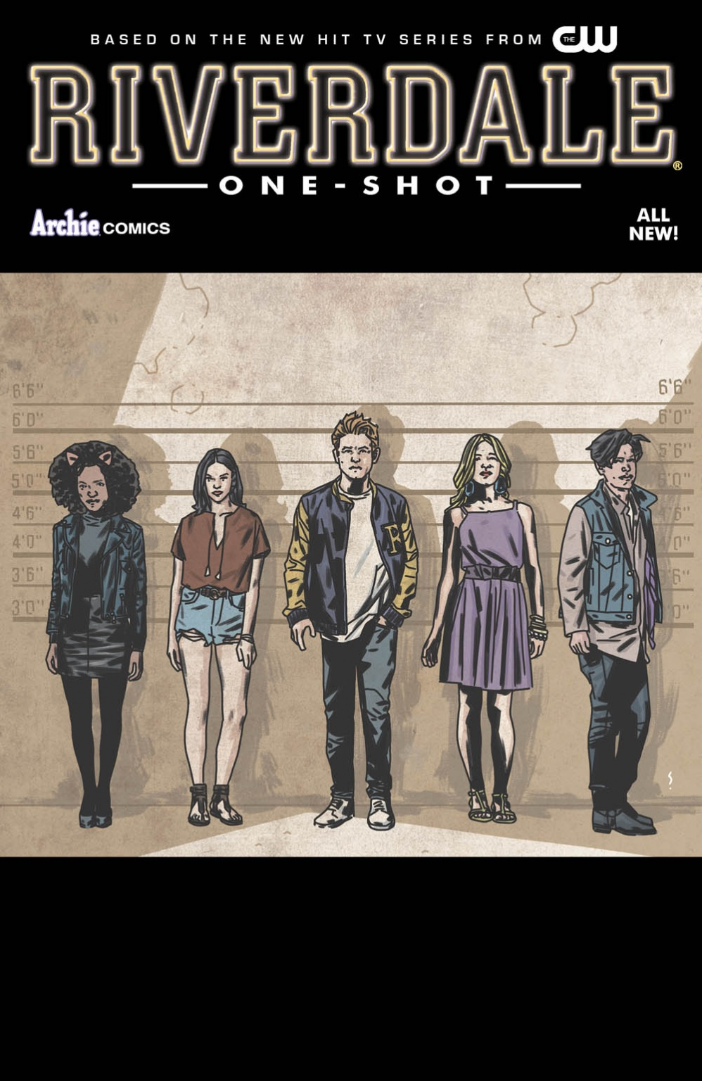 Riverdale One-Shot Cover 9