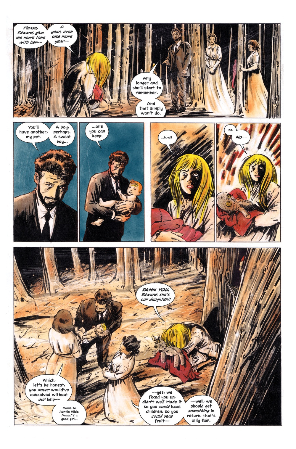 <em>Chilling Adventures of Sabrina</em>, #1