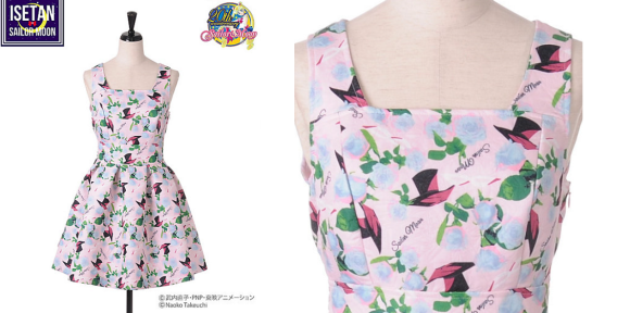 Dress with Tuxedo Mask tophats