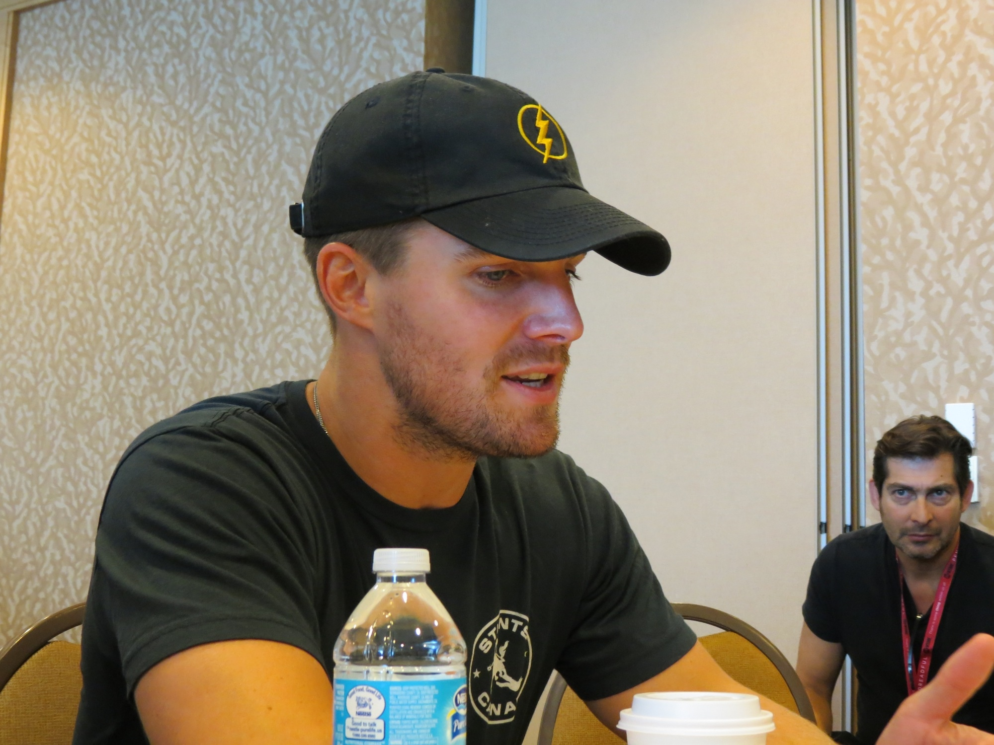 The CW's Arrow Interviews