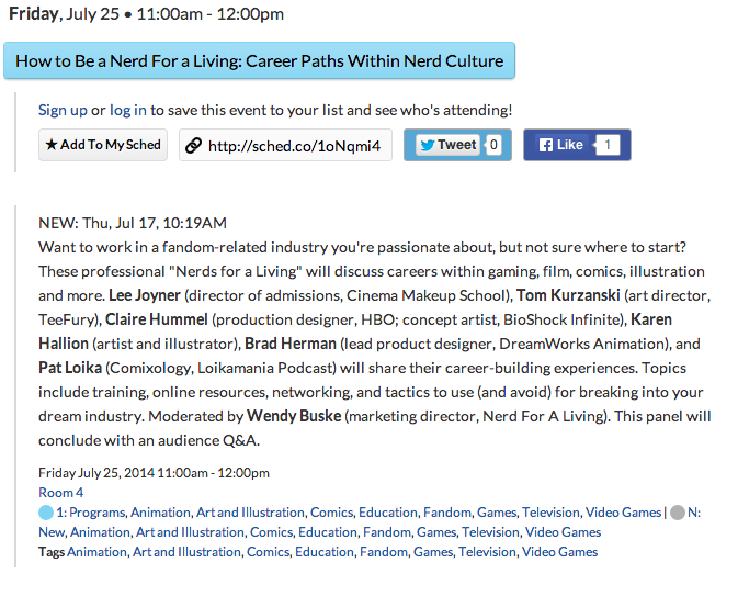 How to Be a Nerd For a Living: Career Paths Within Nerd Culture