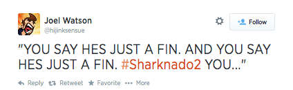 Do you want to see gifs of Biz Markie stabbing a shark with a kitchen knife?