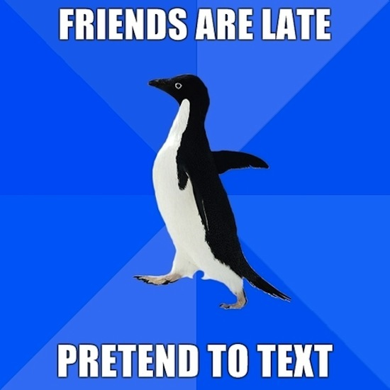 Pretend To Text
