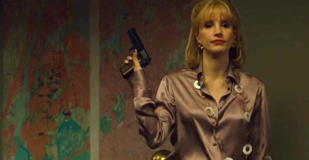Jessica Chastain as Anna Morales, <em>A Most Violent Year</em>