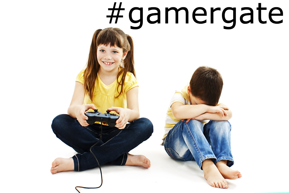 Female Game Journalists Quit Over Harassment, #GamerGate Harms Women