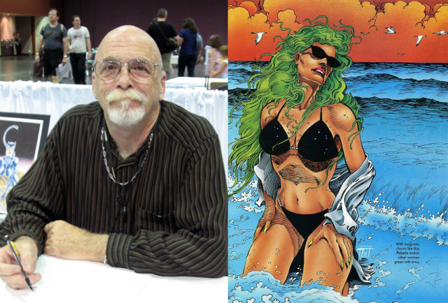 Another Comic Book Artist Can't Stand Change, Competition; Writes Whiny Post About Cosplayers